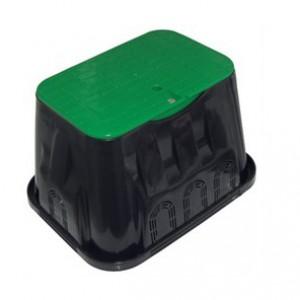 Клапанный бокс прямоугольный STANDART Senkron
