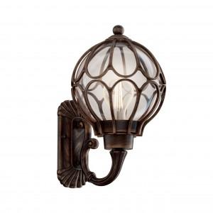 Архитектурный светильник бра O024WL-01G Via