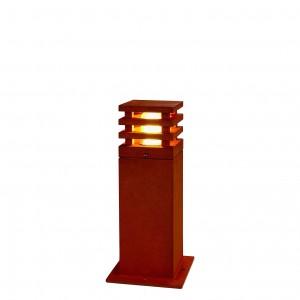 Светильник для дорожек RUSTY SQUARE 40