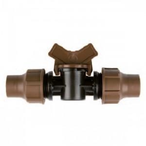 "Кран компрессионный BF-valve lock16x3/4""НР RAIN BIRD"